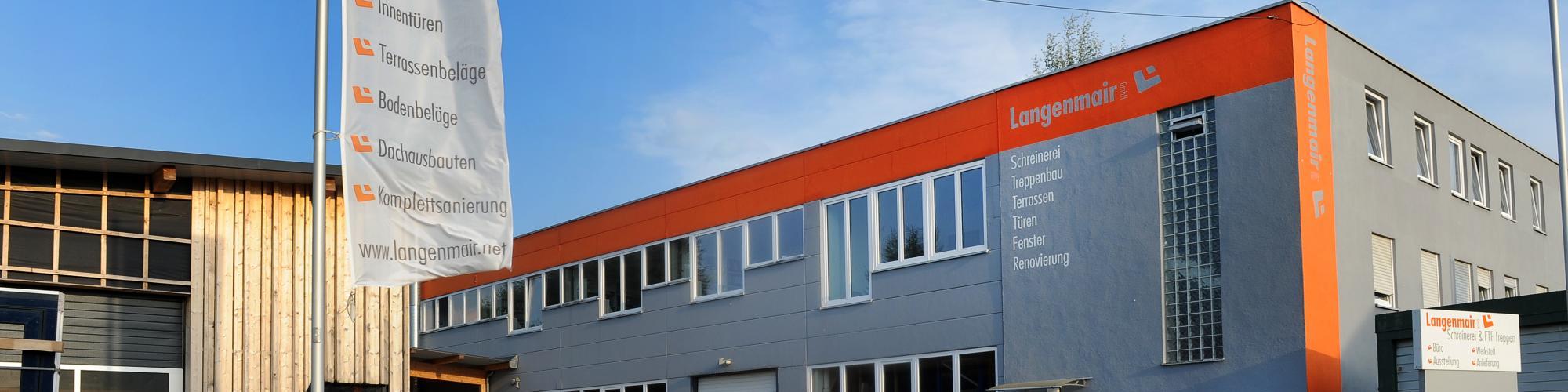 Langenmair Schreinerei und Komplettbau GmbH