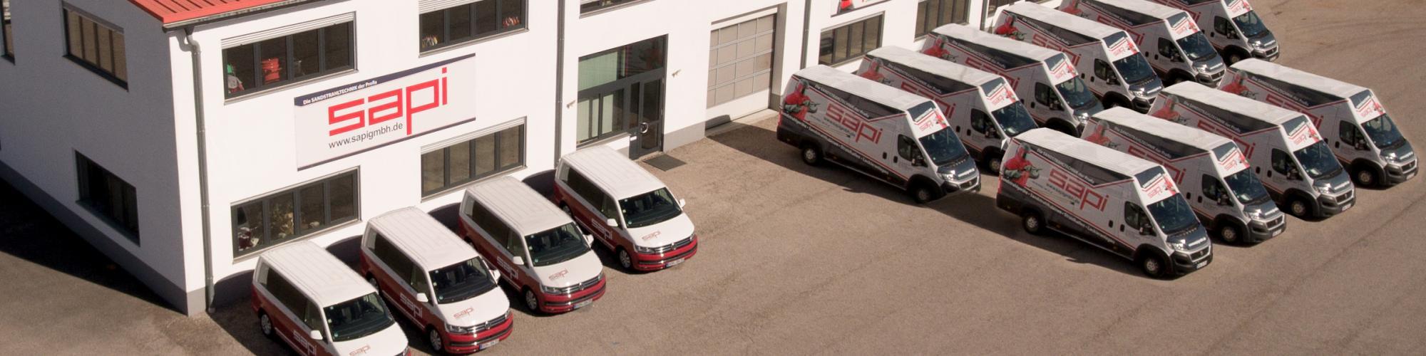 SAPI Sandstrahl und Anlagenbau GmbH
