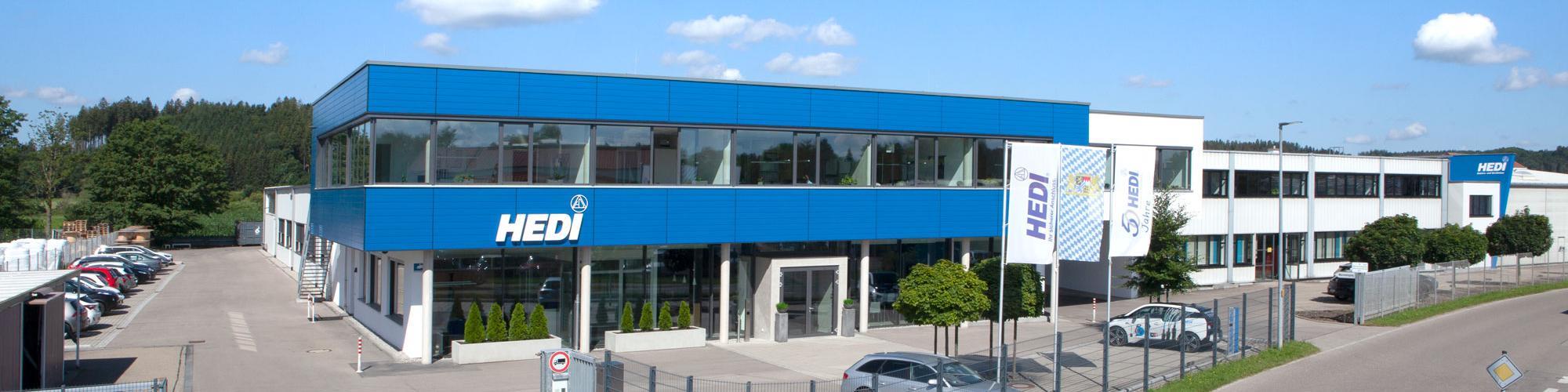 HEDI GmbH Elektro- und Gerätebau
