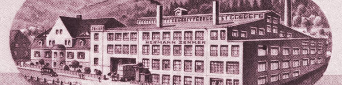 Zenker Backformen GmbH & Co. KG cover