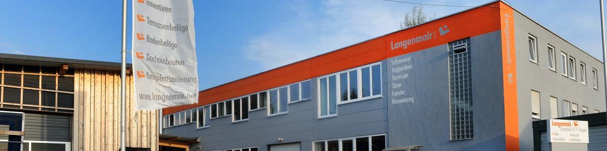 Langenmair Schreinerei und Komplettbau GmbH cover