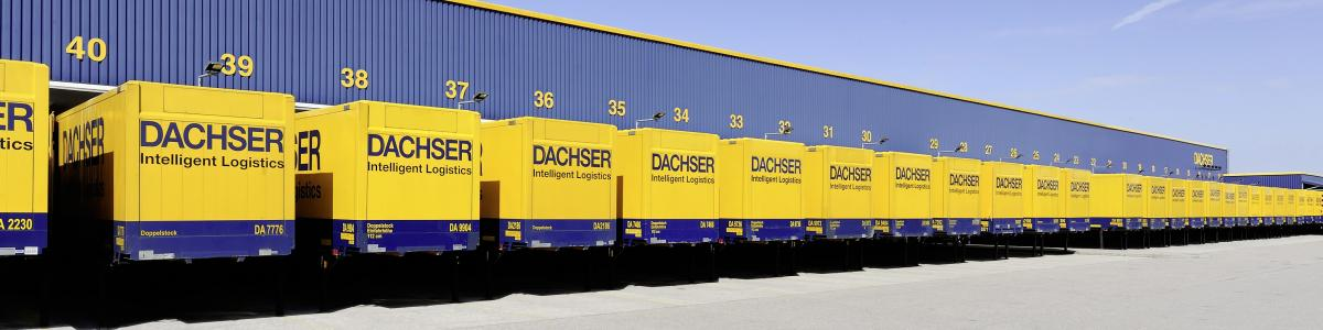 DACHSER SE cover