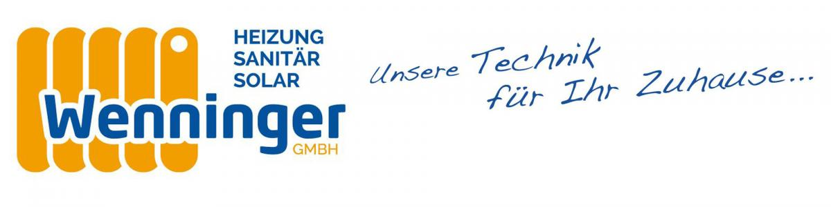 Wenninger GmbH / Heizung – Sanitär –Solar cover