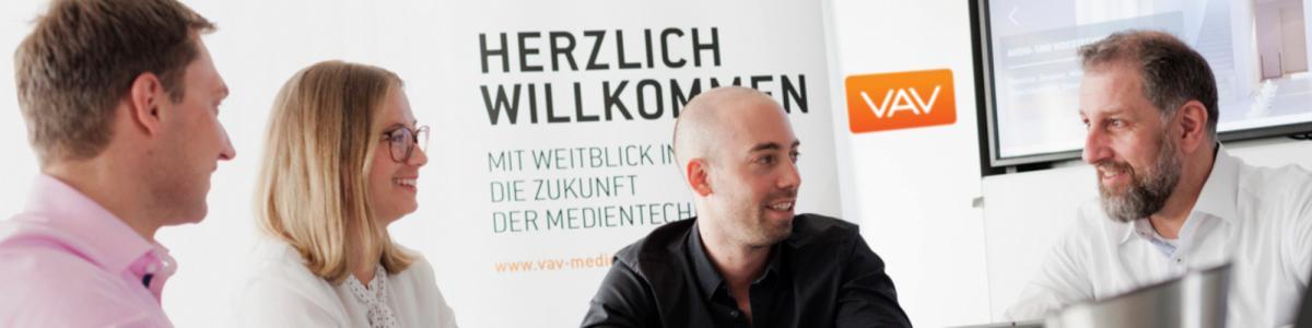 VAV Medientechnik GmbH cover