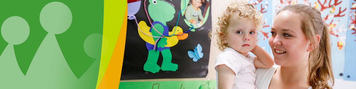 Kinderkrippe Hochried KJF Kindertagesstätte cover