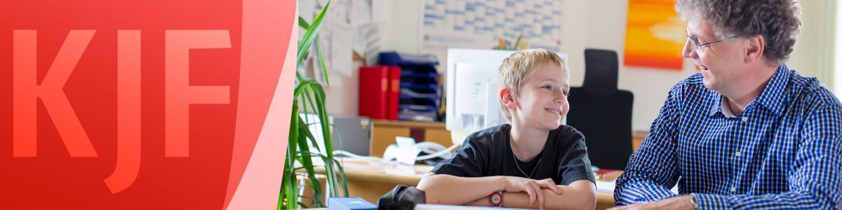 KJF Kinder- und Jugendhilfe Dillingen cover